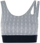 Ivy Park Premium Jacquard Knit Bra