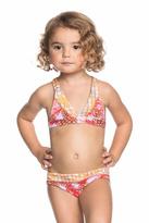 Maaji Swimwear Pink Velvet Bikini