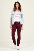 True Religion Halle Super Skinny Womens Jean