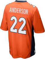 Nike Men's CJ Anderson Denver Broncos Game Jersey