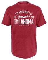 NCAA Oklahoma Sooners Men's Heather T-Shirt