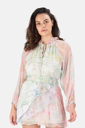 LoveShackFancy Enchanted Wind Glass Dress