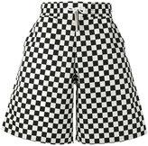 Givenchy checkered shorts - men - Polyamide - XS
