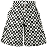 Mens Black And White Checkered - ShopStyle