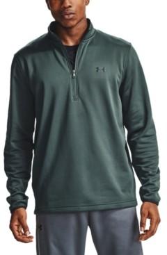 Under Armour Men's Armour Fleece Quarter-Zip Sweatshirt
