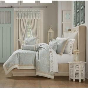 J Queen New York Garden View Queen Comforter Set, 4 Piece Bedding
