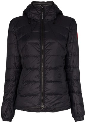 Canada Goose Abbott hooded puffer coat
