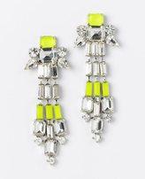 Neon Sparkle Earrings