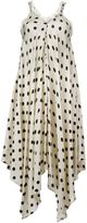 Marc Le Bihan - polka dot dress - women - Viscose - 36