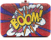 Judith Leiber Couture Boom! Clutch