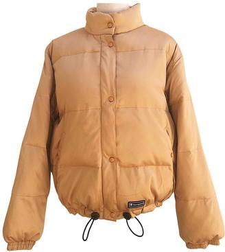 Champion Camel Polyester Coats