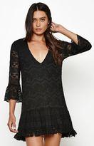 Somedays Lovin Fleetwood Lace V-Neck Dress