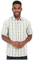 Royal Robbins Pilat Plaid Short Sleeve Shirt