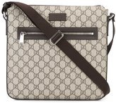 Gucci GG Supreme messenger bag - men - Polyurethane - One Size