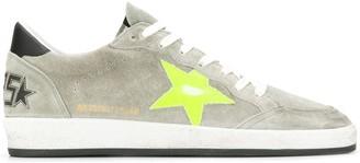 Golden Goose Low-Top Suede Sneakers