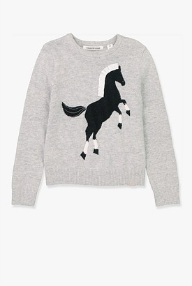 Country Road Horse Knit Pullover