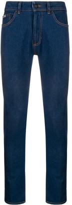 Versace Mid-Rise Slim-Fit Jeans