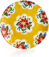Certified International Frida Yellow Melamine Salad Plate
