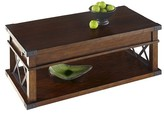 Progressive Landmark Coffee Table with Casters - Vintage Ash Furniture