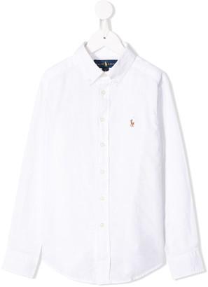 Ralph Lauren Kids Classic Brand Shirt