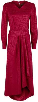 Isabel Marant Asymmetric Romina Dress