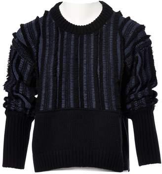 Ballantyne Black Viscose Knitwear