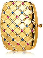 Estee Lauder Exclusive Jeweled Lattice Re-Nutriv Powder Compact