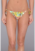 Shoshanna Bohemian Floral String Bikini Brief
