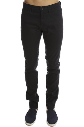 Vince Linen 5-Pocket Soho Trouser