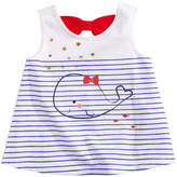 First Impressions Graphic-Print Cotton Tank Top, Baby Girls, Created for Macy's