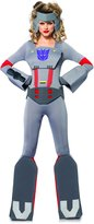 Leg Avenue Women's Transformers 6 Piece Megatron Costume