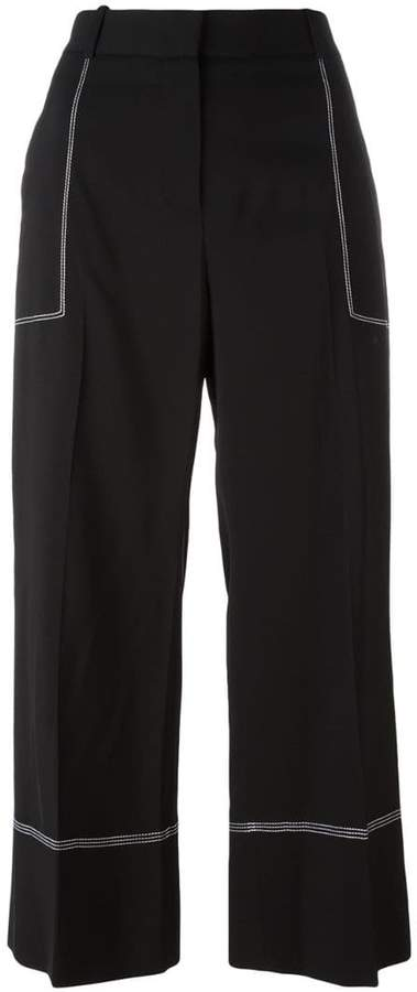 Ermanno Scervino cropped pants