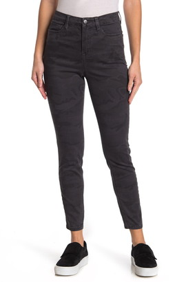 SUPPLIES BY UNION BAY Blakely Camo High Waisted Skinny Jeans