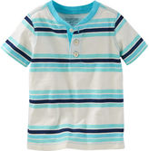 Osh Kosh Striped Henley