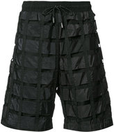 Christopher Raeburn Airbrake shorts - men - Nylon/Polyester - S