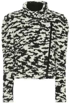 Isabel Marant Daphne wool-blend boucle jacket