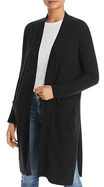 C by Bloomingdale's Cashmere Duster Cardigan - 100% Exclusive