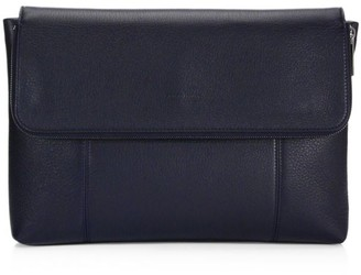 Giorgio Armani Leather Flap Portfolio