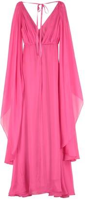 Pinko Tati Silk Gown