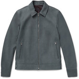 Solid Homme - Suede Jacket