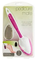 Bulk Buys Pedicure Mate Foot File Set - 4 Pack