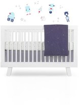 Babyletto 'Galaxy' Crib Sheet, Crib Skirt, Changing Pad Cover, Play Blanket, Stroller Blanket & Wall Decals