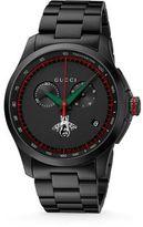 Gucci G-Timeless PVD Bracelet Watch