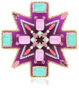 Erickson Beamon Girls On Film Pin