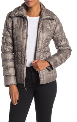 Kenneth Cole New York Quilted Packable Puffer Jacket