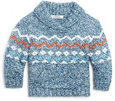 3 Pommes Infant Boys' Marled Nordic Sweater - Sizes 3-24 Months