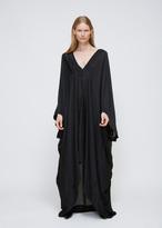 Gareth Pugh Smoke Chiffon Kaftan Dress