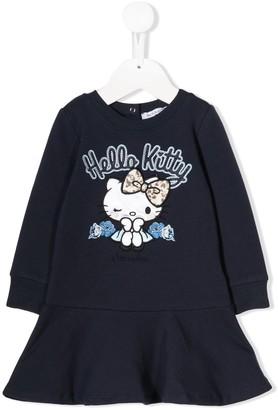 MonnaLisa Hello Kitty jumper dress