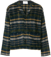 Our Legacy checked cardigan