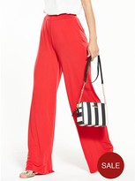 Very Jersey Wide Leg Trouser